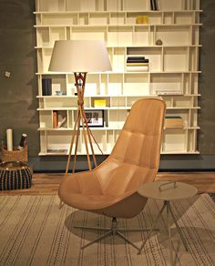 Skórzany Fotel Boston   Lether Armchair Boston  Chaotyczne regały Como  Chaotic bookcase  BoConcept Trójmiasto  BoConcept Gdynia    #boston#armchair#boconcept#urban#danish#design#furniture  #bctrojmiasto