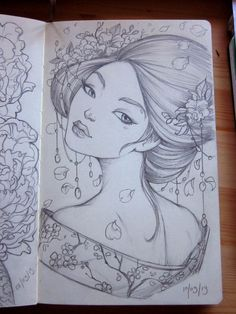 Moleskine 7 by ~Sabinerich on deviantART