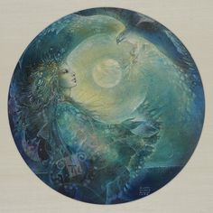 susan boulet print s | Susan Seddon-Boulet Archival Prints and Original Art - Turning Point ...