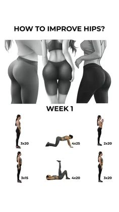 Fitness Workouts, Gym Workout Videos, Gym Workout For Beginners, Fitness Workout For Women, Fitness Goals, Fitness Motivation, Health Fitness, Leg And Glute Workout, Buttocks Workout