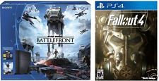 Sony PlayStation 4 500GB Console Star Wars Battlefront Bundle  Fallout 4