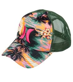 Hurley Women's One and Only Tucker Hat #surfoutlet