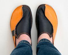 Made me Happy Feet 3642 size Leather Shoe Pattern por TutorialGirl