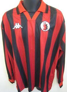 Foggia shirt by Kappa Retro Football Shirts, Football Jerseys, Football Photos, Wetsuit, Soccer, Swimwear, Kappa, Tops, Classic