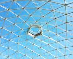 Roof Skylight, Fascia Board, Glass Pavilion, Roof Design, Lithuania, Glass Domes, Facade, Louvre, Conservatory