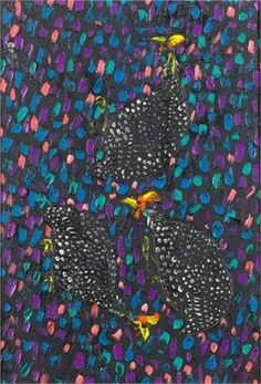 Fan account of Walter Whall Battiss, a South African artist, who was generally considered to be the foremost South African abstract painter. Walter Battiss, Pop Art, Guinea Fowl, South African Artists, Art Brut, Post Impressionism, Abstract Painters, Art Database, Naive Art