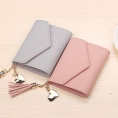 2018 Wallet Women Female For Coins Cute Wallet Female Small Leather ...