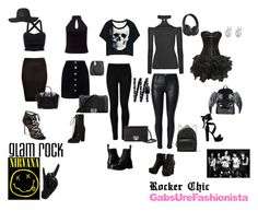 """""""Rocker Chic"""" by gabiure on Polyvore featuring moda, Miss Selfridge, River Island, Wolford, Kendall + Kylie, Pour La Victoire, Dr. Martens, Gucci, Jimmy Choo y Givenchy"""