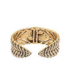 Deco arrowhead cuff - Jewelry - Women's 25% off select jewelry, shoes & bags - J.Crew