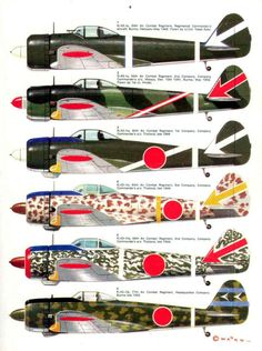Nakajima Ki-43 Hayabusa Oscar | 13-Nakajima-Ki-43-Hayabusa Navy Aircraft, Ww2 Aircraft, Fighter Aircraft, Military Aircraft, Air Fighter, Fighter Jets, Fighting Plane, Aircraft Painting, Ww2 Planes