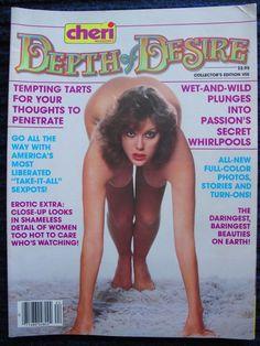 Cheri magazine  Collector's edition, Vol. 8, Winter 1982.