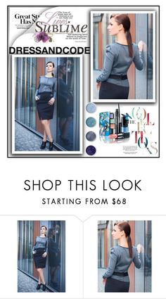 """""""DRESSANDCODE 4"""" by elma-993 ❤ liked on Polyvore featuring Terre Mère and DRESSANDCODE"""