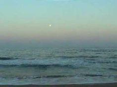 Enya + sonido y movimiento del mar,  atardeceres