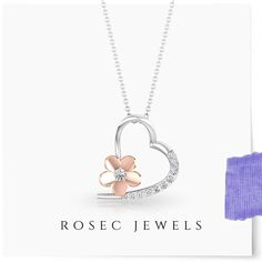 This stunning Unique Flower Heart Pendant is the wonderful women jewelry. A flower is engraved on the heart shape frame, Round Brilliant Diamonds adorn the Diamond Charm Chain Necklace with the unbelievable sparkles. Heart Shaped Frame, Heart Shaped Diamond, Valentines Gifts For Her, Valentines Jewelry, Flat Back Earrings, Ear Crawler Earrings, Pendant Design, Diamond Flower, Diamond Pendant Necklace