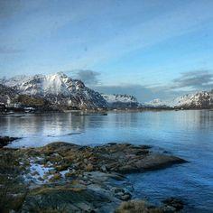 Stamsund, Valberg, Lofoten, Norway