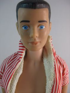Vintage 1960s Ken doll. Barbie Boyfriend.