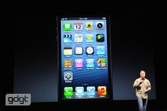 Apple iPhone 5 now official, comes with 4-inch display as predicted by rumors