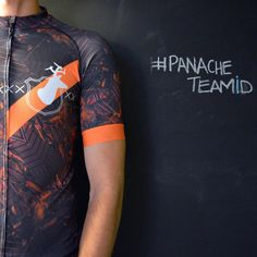 """Have you ever found yourself pondering the difference between Superman and our new Bullet jersey?  Us too.  Luckily Panache Founder Don Powell set us…"""