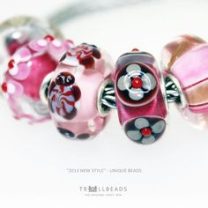 PINK TURTLE!!! #trollbeads #unique #ooak