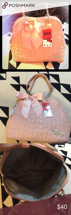 Brand New With Tags Hello Kitty Purse Pink💗 -Brand New, never used. -Given to me as a gift. 💕 Hello Kitty Bags