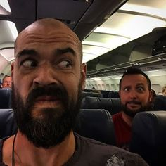 Ghost Adventures: Aaron Goodwin and Billy Tolley goofing around as usual!