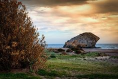 El Monsul en verde. - Cabo de Gata - Almería by MiguelOnPhotography