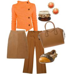"""warm autumn"" by mmaples on Polyvore"