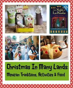 Christmas around the world on pinterest jesus crafts for Mexican christmas crafts for kids