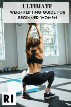 The ultimate beginner weight lifting for women guide. Whether you like to workout in a gym or at home this guide includes all the information you need to get started. Learn what strategies are necessary for creating an effective workout routine and diet.