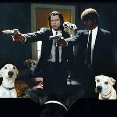 ji ji, haciendo honores al título de la peli. Reservoir Dogs, Instagram, Fictional Characters, Art, Portraits, Hilarious, Art Background, Kunst, Performing Arts