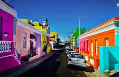 Cape Town featured on world's most colourful cities list with beautiful Bo-Kaap
