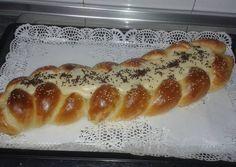 https://m.facebook.com/lasrecetasdepaz Un rico brioche con crema pastelera que hace las delicias en el café, el desayuno o la merienda.