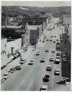 1960s Council Bluffs Iowa, Historical Pictures, Back In The Day, Old Pictures, Nebraska, Paris Skyline, Memories, History, Places