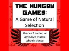 Natural Selection Activity (Natural Selection Game)This is a comprehensive, math-based game of natural selection. It is recommended for high school biology or advanced middle school. Students represent a population of leopards that have a total of 6 genetic variants among them.