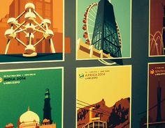 LabelExpo 2014 Posters