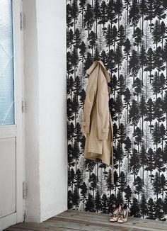 The Fir Tree wallpaper by Ferm Living EUR 67.00, Sale EUR 33.50