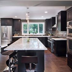 Contemporary Kitchen Design Ideas, Pictures, Remodel and Decor