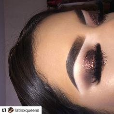 baddie makeup – Hair and beauty tips, tricks and tutorials Makeup Geek, Makeup Remover, Makeup Inspo, Makeup Inspiration, Beauty Makeup, Eye Makeup, Hair Beauty, Makeup Ideas, Prom Makeup