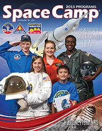 Adult space camp!