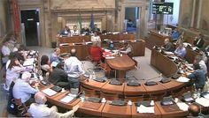 Terni -  E' scontro sui conti del Comune in consiglio