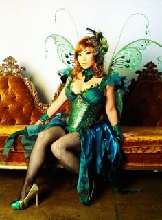 Delightful Absinthe Fairy Original Costume Costume Made/modeled By Yaya Han Asian  Cosplay, Best Cosplay