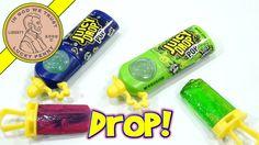 Juicy Drop Pops!  Berry Bomb & Apple Attack, I Mix-n-Match!  #JuicyDropPops #BerryBomb #AppleAttack