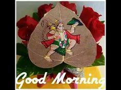 Subh mangalwar/Good morning/Suprabhat wishes video with lord Hanuman - YouTube