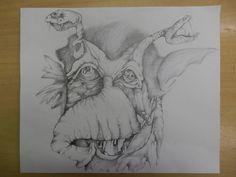 Good Beast, JivrtuleDesign,2017 draw