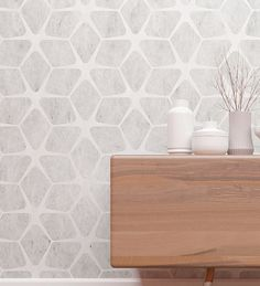 Wall Stencil  Geometric Pattern Wall Painting by StencilsLabNY