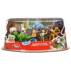 Disney Toy Story 3 Heroes Figure Play Set/ Cake topper 8 piece New! Toy Story Birthday Cake, 2nd Birthday, Woody And Jessie, Toy Story 3, Preschool Games, Kawaii, Disney Merchandise, Disney Toys, Disney Outfits
