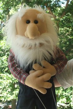 Henry by PJs Puppets