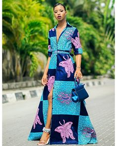 Latest African Dresses Fashion : 2018 Fabulous Styles You Can't Avoid But Rock - Zaineey's Blog FacebookTwitterGoogle+WhatsAppAddthis