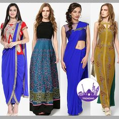 Love dressing up the Indian Style? From dhoti style pant-kurtas to palazzos-pants, Purchase these offbeat outfts and walk out in panaché! Shop here :         http://www.voonik.com/collections/objects-of-desire  #DhotiPantKurtas #PalazzoPants #LongKurtas