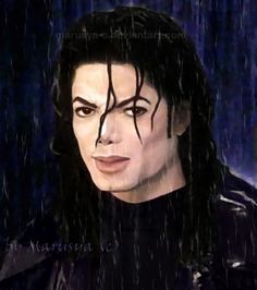 Stranger in Moscow photo manipulation - by ~Marusya-c on deviantART Michael Jackson Painting, Michael Jackson Wallpaper, Michael Jackson Bad Era, Michael Love, Michael Jackson Dangerous, Beautiful Drawings, Best Artist, Photo Manipulation, Painting & Drawing